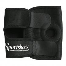 Ремень на бедро для страпона Sportsheets Thigh Strap-On, на липучке, м...
