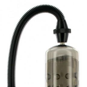 Вакуумная помпа XLsucker Penis Pump Black для члена длиной до 18см, диаметр до 4см