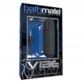 Вибропуля Bathmate Vibe Bullet Black, глубокая мощная вибрация