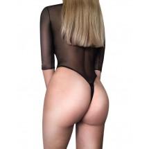 Сексуальное боди-сетка с открытой попкой AGATHA D&A размер L