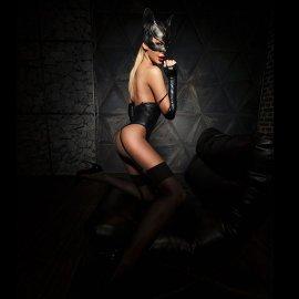 Эротический костюм кошечки D&A
