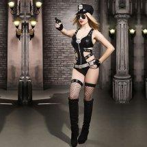 Эротический костюм полицейского JSY