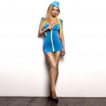 Эротический костюм стюардессы D&A