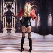 Эротический костюм темного ангела JSY