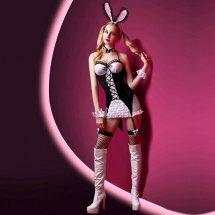 Эротический костюм зайки JSY