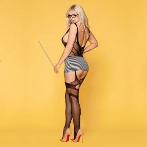 Эротический костюм учительницы JSY Строгая Марли S/M