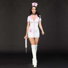 Эротический костюм медсестры JSY Сексуальная Николетта S/M