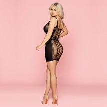 Эротическое платье-сетка JSY Оливия S/M