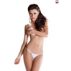 Эротические женские трусики-стринги MT015 White - Passion