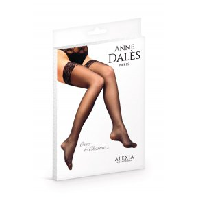 Чулки Anne De Ales ALEXIA T3 Black