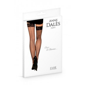 Эротические чулки Anne De Ales CLOE T3 Black