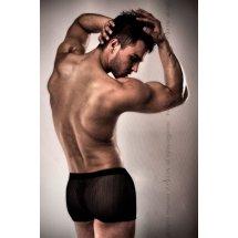 Эротические мужские шорты 004 SHORT Black S/M - Passion