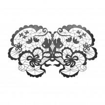 Маска на лицо Bijoux Indiscrets - Anna Mask, виниловая, клеевое крепле...