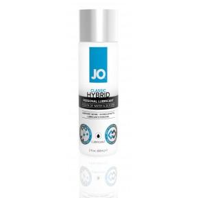 Густая смазка водно-силиконовая System JO Classic Hybrid (60 мл) без парабенов, глицерина и масел