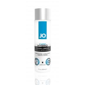 Густая смазка водно-силиконоваяSystem JO Classic Hybrid (120 мл) без парабенов, глицерина и масел