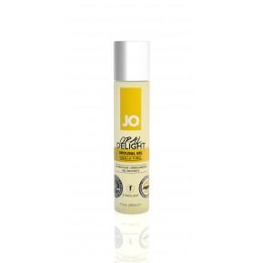 Гель для оральных ласк System JO Oral Delight - Vanilla Thrill (30 мл), эффект холод-тепло