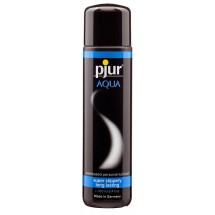 Лубрикант на водной основе Pjur Aqua 100 мл, эффект бархатистой к...