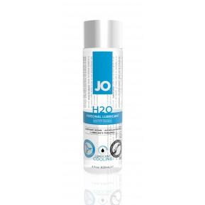 Охлаждающая смазка на водной основе System JO H2O COOLING (120 мл) с ментолом, растительный глицерин