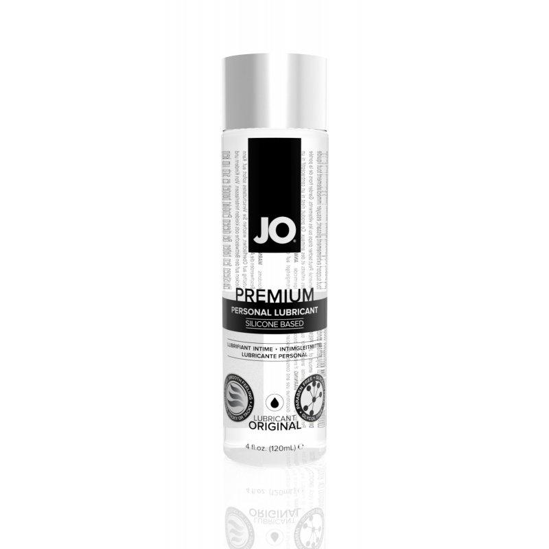 Лубрикант на силиконовой основе System JO PREMIUM - ORIGINAL (120 мл) без консервантов и отдушек