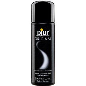 Универсальная смазка на силиконовой основе Pjur Original 30 мл, 2-в-1: для секса и массажа