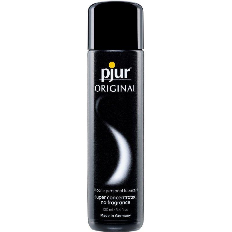 Универсальная смазка на силиконовой основе Pjur Original 100 мл, 2-в-1: для секса и массажа