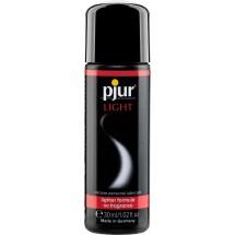 Силиконовая смазка Pjur Light 30 мл самая жидкая, 2-в-1 для секса и ма...