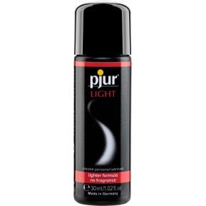 Силиконовая смазка Pjur Light 30 мл самая жидкая, 2-в-1 для секса и массажа
