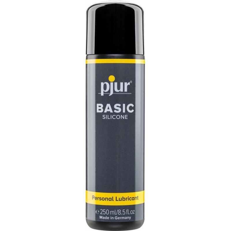 Силиконовая смазка Pjur Basic Personal Glide 250 мл лучшее цена/качество, отлично для новичков