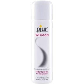 Смазка на силиконовой основе Pjur Woman 250 мл, без ароматизаторов и консервантов специально для нее
