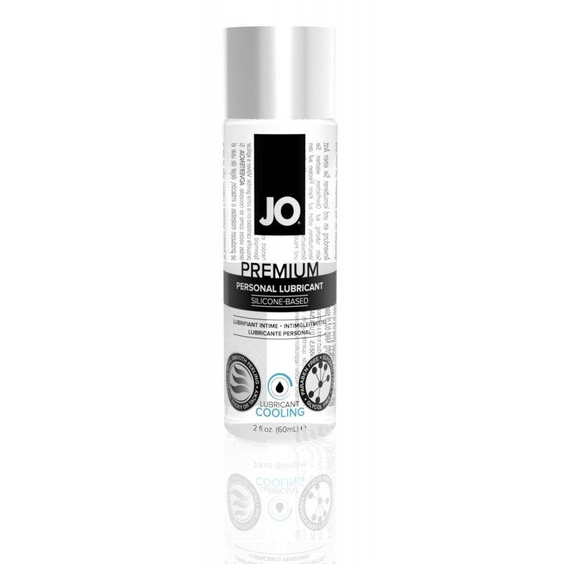 Охлаждающий смазка на силиконовой основе System JO PREMIUM - COOLING 60 мл