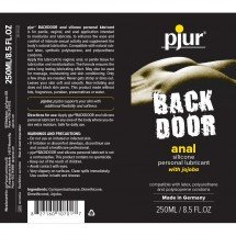 Анальная смазка Pjur Backdoor anal Relaxing Jojoba Silicone 250 мл на ...