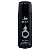 Густая силиконовая смазка Pjur MAN Premium Extremeglide 30 мл с длител...