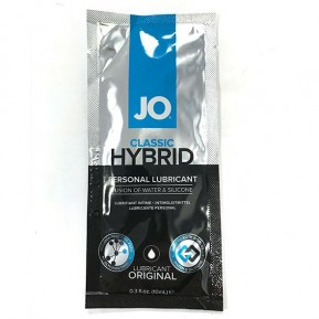 Пробник лубриканта на гибридной основе System JO CLASSIC HYBRID - ORIGINAL (10 мл)