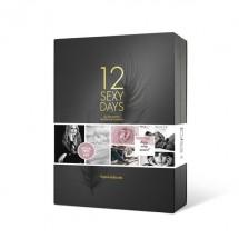 Подарочный меганабор Bijoux Indiscrets - 12 SEXY DAYS: 12 сюрпризов в ...