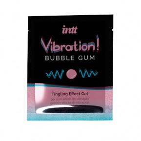 Пробник жидкого вибратора Intt Vibration Bubble Gum (5 мл)