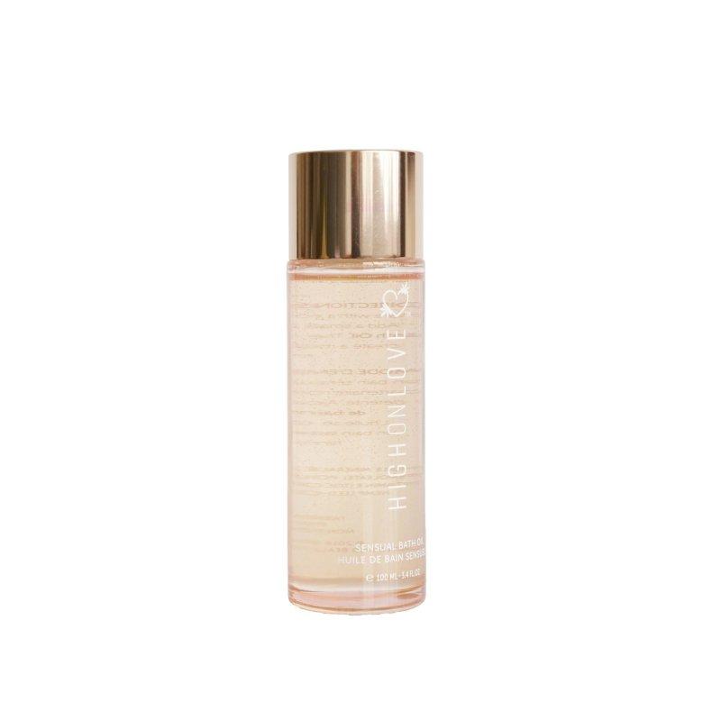 Распродажа! Премиальное масло для ванн HighOnLove Bath Oil - Lavender Honeybee 100 мл (срок 06.2022)