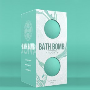 Набор бомбочек для ванны Dona Bath Bomb Naughty Sinful Spring (140 гр) (годен до 08.21)