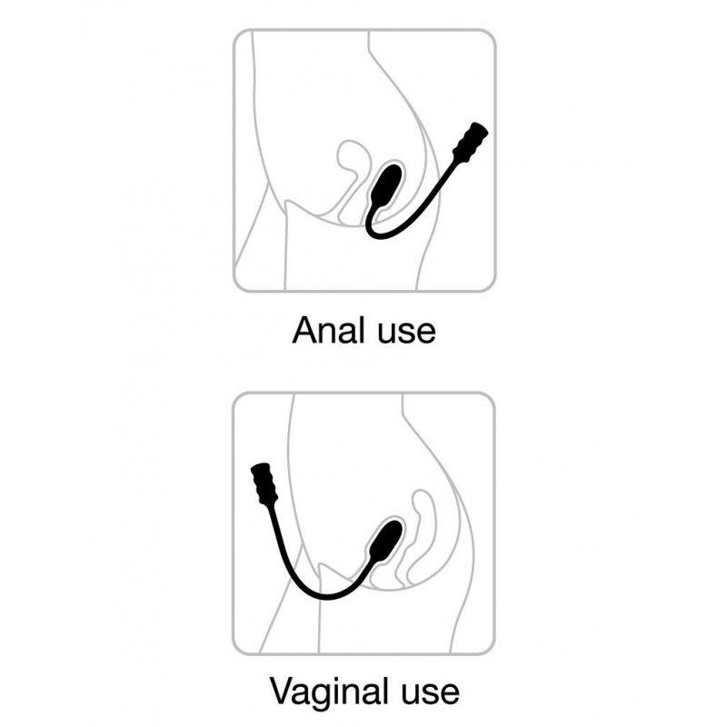 Виброяйцо Dorcel Deep Explorer, подходит для вагинальной и анальной стимуляции, мощное
