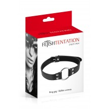 Кляп с кольцом Fetish Tentation Ring Gag
