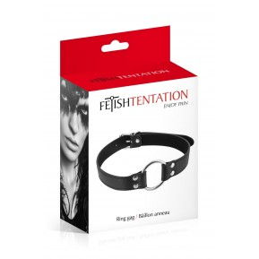 Кляп с кольцом Fetish Tentation Ring Gag