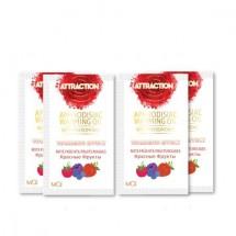 Пробник массажного масла с феромонами MAI PHEROMON MASSAGE OIL RED FRU...