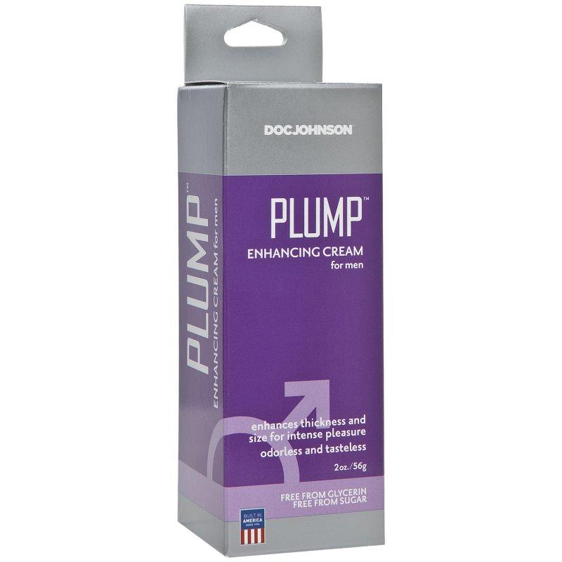 Крем для увеличения члена Doc Johnson Plump - Enhancing Cream For Men (56 гр)