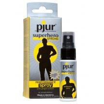 Пролонгирующий спрей Pjur Superhero Strong Spray 20 ml, с экстрактом и...