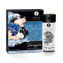 Стимулирующий крем для пар Shunga SHUNGA Dragon Cream SENSITIVE (60 мл...