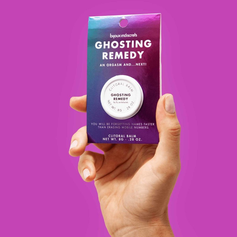 Бальзам для клитора Bijoux Indiscrets - Ghosting Remedy (Пошли его на...), разогревающий