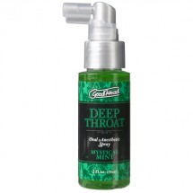Спрей для минета Doc Johnson GoodHead DeepThroat Spray – Mystical Mint...