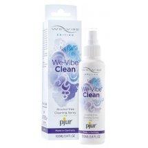 Антибактериальный спрей Pjur We-Vibe Clean 100 мл без спирта и аромати...