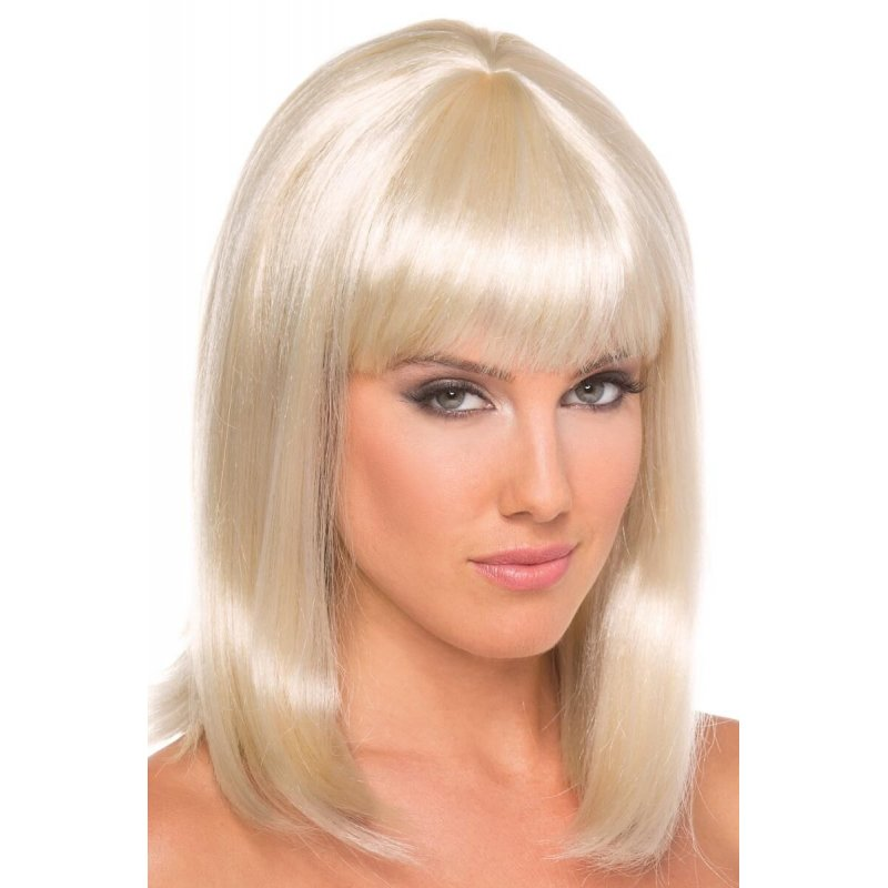 Парик Be Wicked Wigs - Doll Wig - Blonde