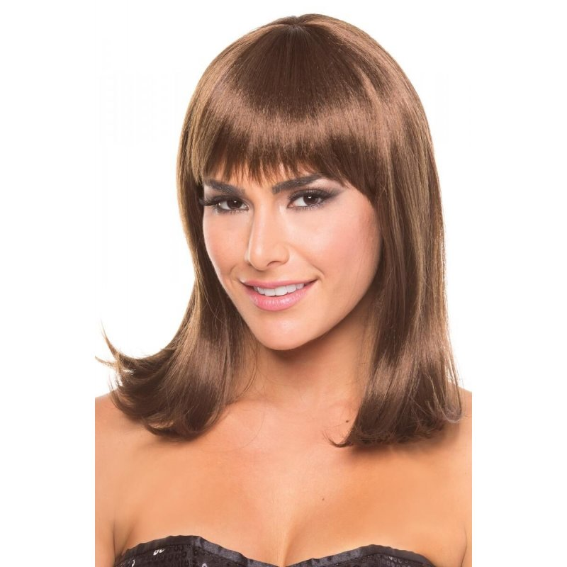 Парик Be Wicked Wigs - Doll Wig - Brown