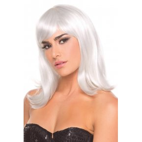 Парик Be Wicked Wigs - Doll Wig - White